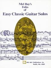 Easy Classic Guitar Solos