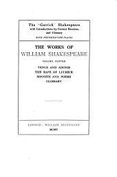 The works of William Shakespeare: The Garrick Shakespeare, Volume 11