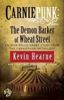 Carniepunk  The Demon Barker of Wheat Street PDF