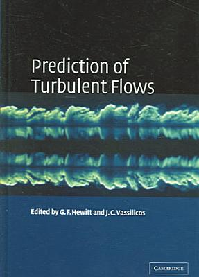 Prediction of Turbulent Flows PDF