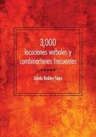 3 000 locuciones verbales y combinaciones frecuentes PDF