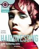 SNVQ Level 2 Hairdressing and Illustrated Hairdressing Dictionary Value Pack