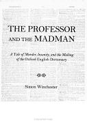 Professor and the Madman   CDN edition PDF