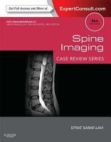 Spine Imaging E Book PDF