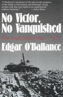 No Victor  No Vanquished