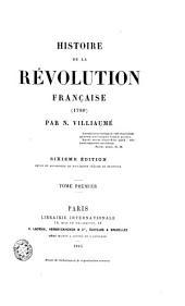 Histoire de la révolution française (1789)