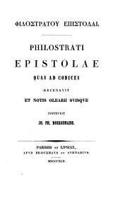 Epistolae quas ad codices