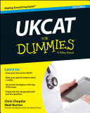 UKCAT For Dummies PDF