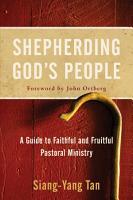 Shepherding God s People PDF