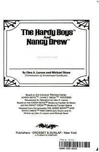 The Hardy Boys and Nancy Drew Meet Dracula PDF