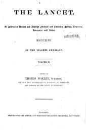 The Lancet: Volume 2