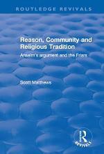 Reason, Community and Religious Tradition