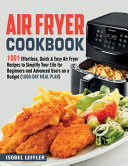Air Fryer Cookbook PDF