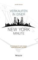 Verkaufen in einer New York Minute PDF