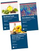 Handbook of Biodiesel and Petrodiesel Fuels Set