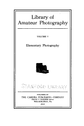 Elementary photography