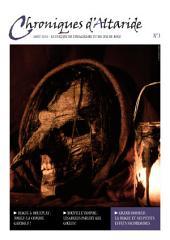 Chroniques d'Altaride n°003 Août 2012: La Magie
