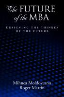 The Future of the MBA PDF