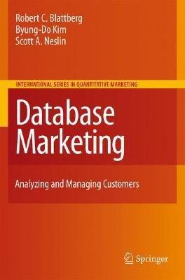 Download Database Marketing Book