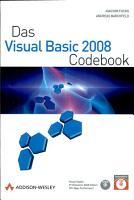 Das Visual Basic 2008 Codebook PDF