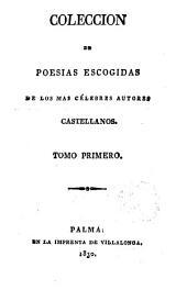 Colección de poesías escogidas de los más célebres autores castellanos