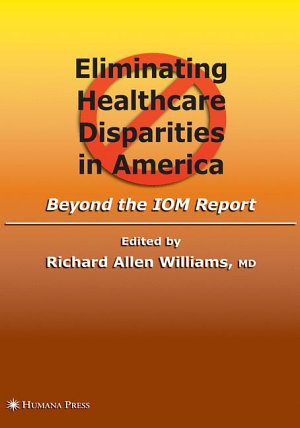 Eliminating Healthcare Disparities in America PDF