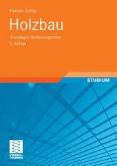 Holzbau: Grundlagen, Bemessungshilfen, Ausgabe 2