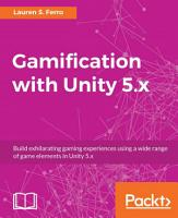 Gamification with Unity 5 x PDF