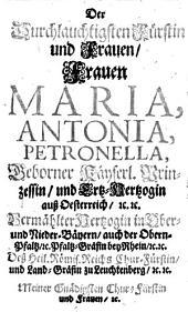 Der Bayerische Max, Oder so genannter Europaeischer Geschicht-Roman, Auf Das 1691. Jahr; In welchem in einer Liebes- und Helden-Geschichte die denckwürdigste Wunder-Begebnüsse: Band 4