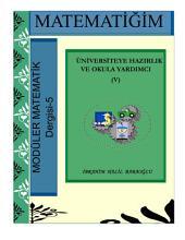 MATEMATİK YGS-OKULA YARDIMCI MODÜL-5: SINAVLARA HAZIRLIK KONU ANLATIMLI KİTAP