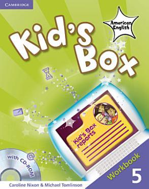 Kid s Box American English Level 5 Workbook with CD ROM PDF