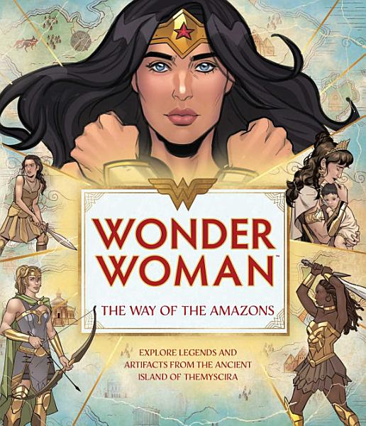 Download Wonder Woman  The Way of the Amazons Book