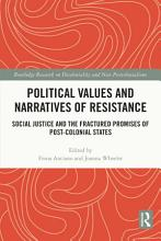 Political Values and Narratives of Resistance PDF