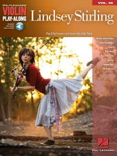 Lindsey Stirling: Violin Play-Along, Volume 35