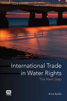 International Trade in Water Rights PDF