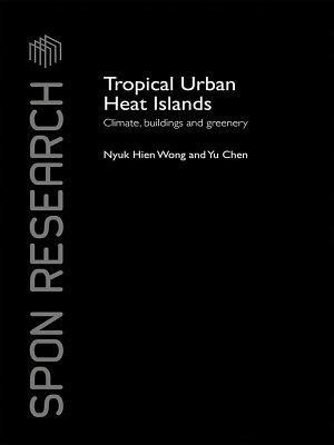 Tropical Urban Heat Islands