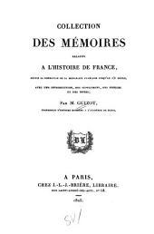 Collection Des Mémoires Relatifs À L'histoire de France: Depuis la Fondation de la Monarchie Française Jusqu'au 13 Siècle, Volume 11
