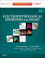 Electrophysiological Disorders of the Heart E Book PDF