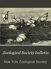 Zoological Society Bulletin: Issues 5-23