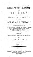 The Parliamentary Register PDF