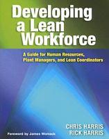 Developing a Lean Workforce PDF