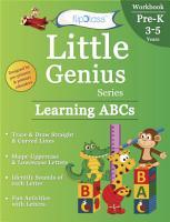 Learning ABCs  Pre Kindergarten Workbooks  Little Genius Series  PDF