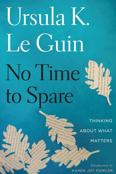 Download No Time to Spare Book