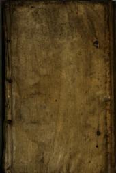 Ex C. Cornelii Taciti Germania et Agricola, quaestiones miscellaneae