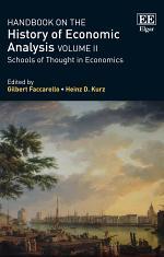 Handbook on the History of Economic Analysis Volume II