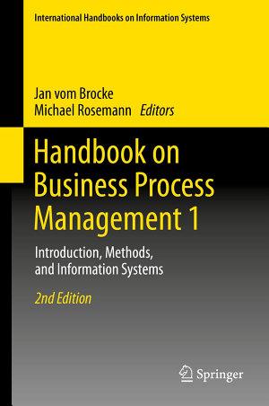 Handbook on Business Process Management 1