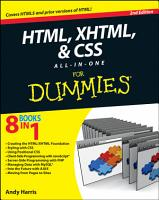 HTML  XHTML and CSS All In One For Dummies PDF