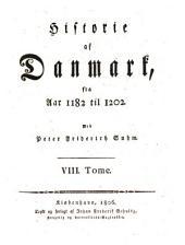 Historie af Danmark: Fra Aar 1182 til 1202, Bind 8
