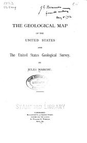 The Geological Map of the United States and the United States Geological Survey