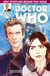 Dcotor Who: The Twelfth Doctor #6: The Fractures Part 1